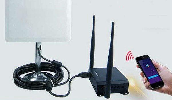 手机控制路由器改Wifi密码