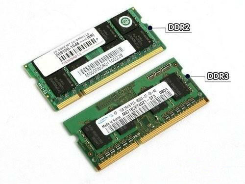 DDR2,DDR3