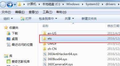 etc文件夹