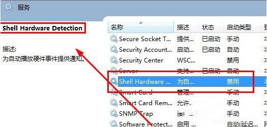 Shell Hardware Detection