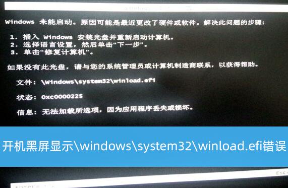 \windows\system32\winload.efi